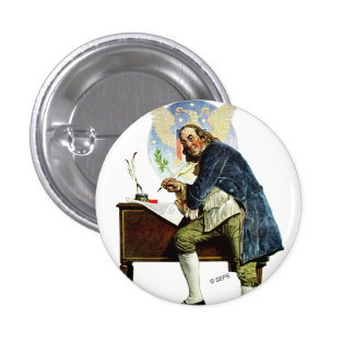 Independence Pinback Button