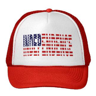 INDEPENDENCE U.S. Flag Trucker Hat