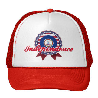 Independence, VA Trucker Hat