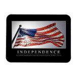 Independencia: Cita inspirada 2 Iman Flexible