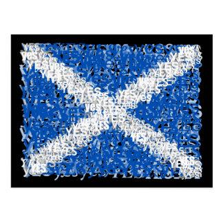 Independencia de Escocia: Los escoceses señalan po Postales