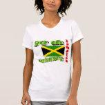Independencia de Jamaica Camiseta