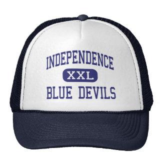 Independencia del centro de los diablos azules de gorras