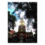 Independencia Pasillo Philadelphia Invitaciones Personalizada