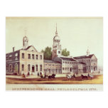 Independencia Pasillo, Philadelphia Postal