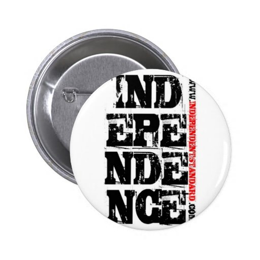 Independencia Pin Redondo 5 Cm