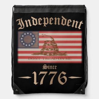 Independent Cinch Bag