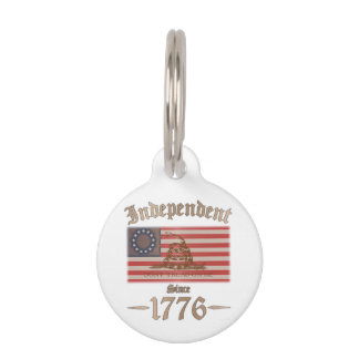 Independent Pet Tags