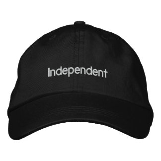 Independent Embroidered Cap Baseball Cap