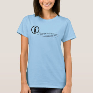 independent lawncare women's t-shirt