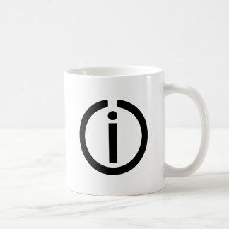 Independent Logo Classic White Coffee Mug