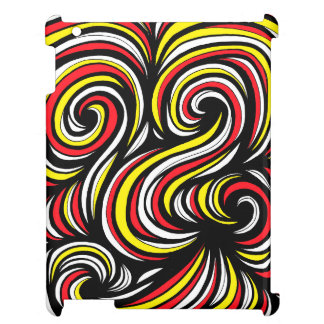 Independent Lucky Warmhearted Unwavering Case For The iPad