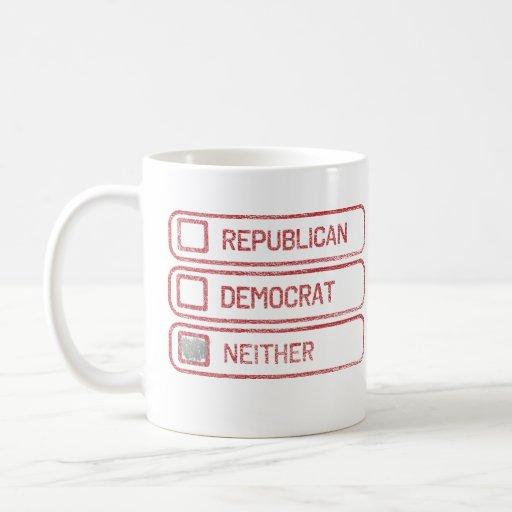 Independent Multiple Choice Mug
