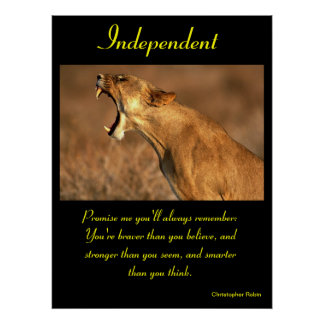 Independent Posters Animal 19