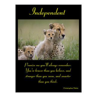 Independent Posters Animal 8