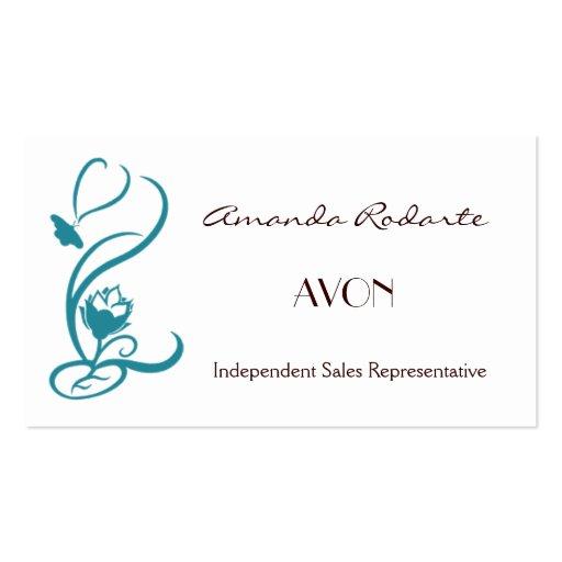 Independent Sales Representative , Amanda Rodarte Business Cards