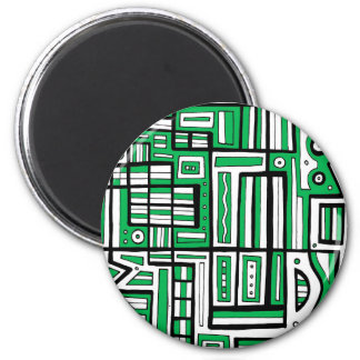 Independent Thorough Distinguished Optimistic 2 Inch Round Magnet