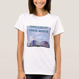Independent truck driver T-Shirt