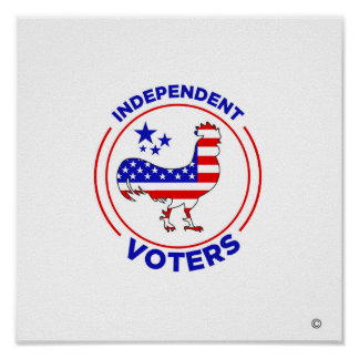 Independent Voters Poster