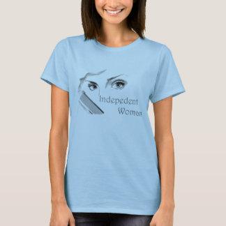 Independent Woman - Gun Shirt