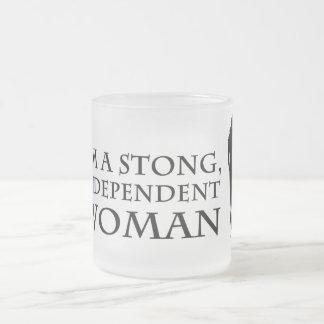 Independent woman mug 1