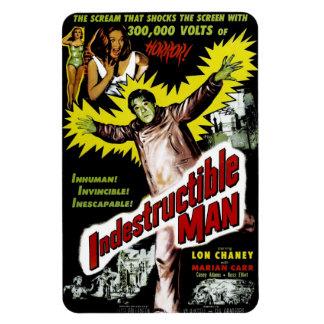 Indestructible Man Magnet
