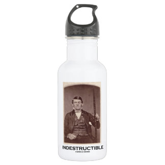 Indestructible (Phineas Gage) 18oz Water Bottle