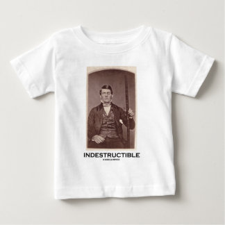Indestructible (Phineas Gage) Baby T-Shirt