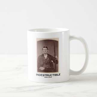 Indestructible (Phineas Gage) Classic White Coffee Mug