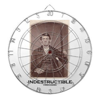 Indestructible (Phineas Gage) Dart Board