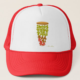 INDESTRUCTIBLE... SALSA DURA TRUCKER HAT