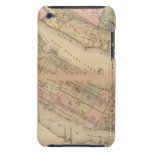 Index map Atlas, city of New York Barely There iPod Covers