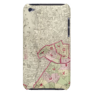 Index map iPod touch cover