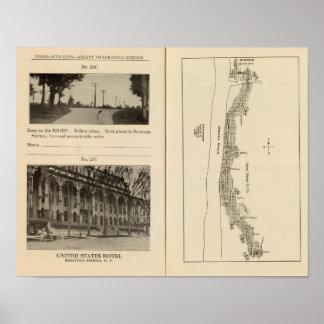 Index map New York City Print