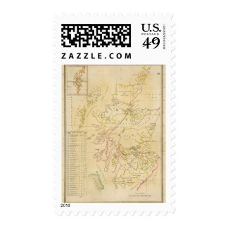 Index map stamps