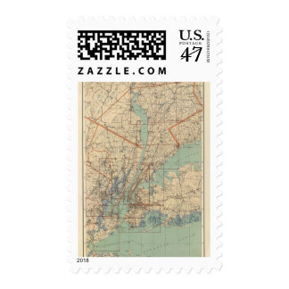Index Map Postage