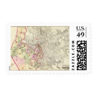 Index map postage