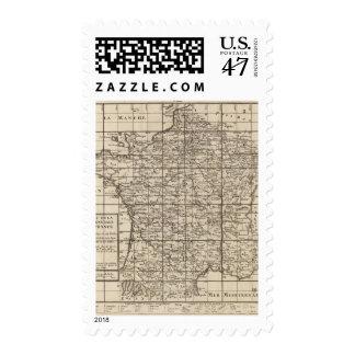 Index of France Postage