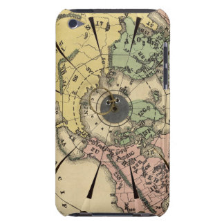 Index of Patent Folding Globe iPod Touch Case