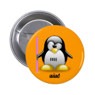 index.php, FREE, mind Pinback Button