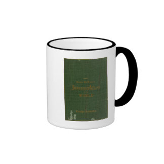 Indexed Atlas Coffee Mugs