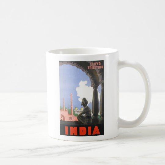 India-1927 Coffee Mug