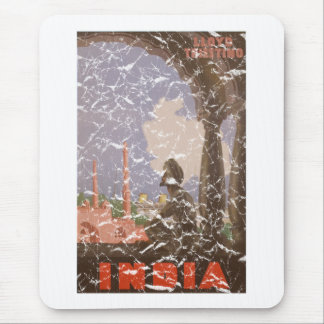 India-1927 - distressed mouse pad
