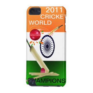 India 2011 ICC Cricket World Champs  iPod Touch (5th Generation) Cover