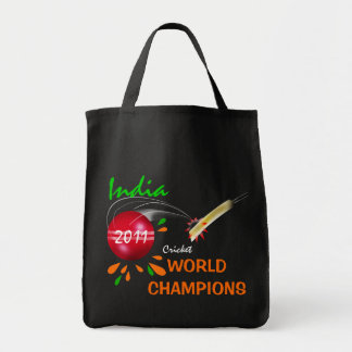 India 2011 ICC Cricket World Cup Champions Bag