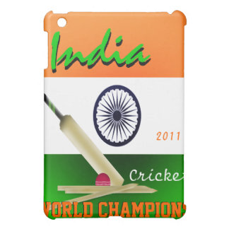 India 2011 ICC Cricket World Cup Champs Ipad Case