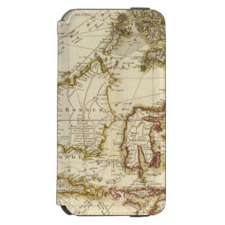 India 3 iPhone 6/6s wallet case