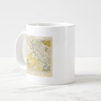 India 4 large coffee mug