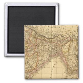 India 5 2 inch square magnet