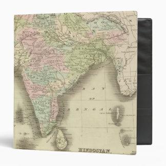 India 9 3 ring binder